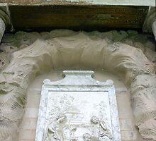 The Monument (ET IN ARCADIO EGO)  by De Haydock