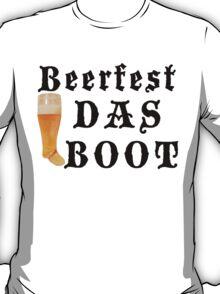 """Beerfest """"DAS BOOT"""" T-Shirt T-Shirt"""