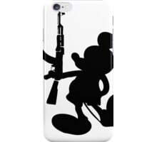 Mickey Mouse and the AK-47 iPhone Case/Skin