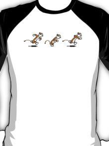Tiger on the Run T-Shirt