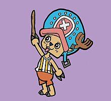 Poke poke! by charmedward