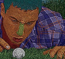 Happy Gilmore Adam Sandler Culture Cloth Zinc Collection by CultureCloth