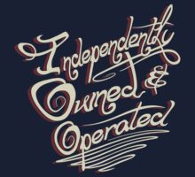 Independently Owned & Operated   by buzatron
