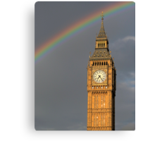 Big Ben 2 Canvas Print