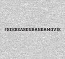 #SixSeasonsAndAMovie! - Community! by spud-17
