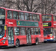 London Bus by FC Designs