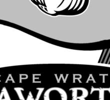Cape Wrath Seaworths Sticker