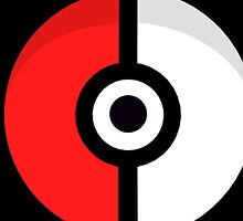 Original Pokemon Pokeball Vertical by HighDesign