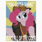 Scumbag Pinkie Pie by RainbowRunner