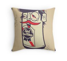 Hip In A Can Throw Pillow