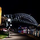 Sydney Harbour Bridge by philcoop