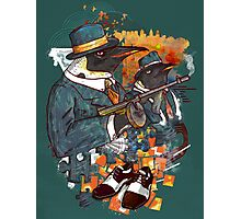 Mobster Puzzle Photographic Print