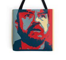 Bobby Singer: Idjits! (Supernatural) Tote Bag