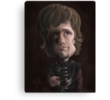 Tyrion Lannister Canvas Print