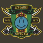 Watchmen - Nam Patch (embroidered) v2 by btnkdrms