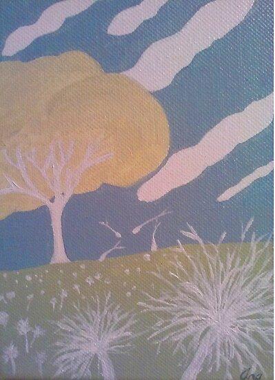 A Dreamer's Dream by Amanda  Agnew