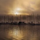 Early Morning Elk Lake Oregon  by Don Siebel