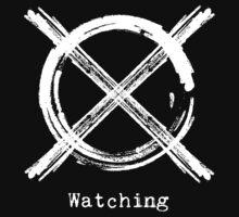 "Slenderman/Operator Symbol ""Watching"" by Zarrex"