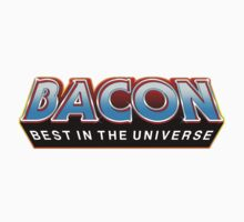 "BACON ""Best In The Universe"" Kids Clothes"