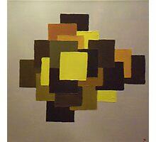 Earth tiles Photographic Print