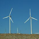wind mills of california by ulises91