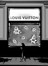 Walk On  -  #4  B&W -  Louis Vuitton by bekyimage