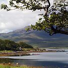 Croggan and Loch Spelve by WatscapePhoto