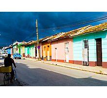 Trinidad street. Photographic Print