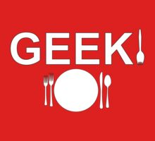 Geeks Are Different by tekchip