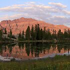 Hayden Peak Panorama 2 by David Kocherhans