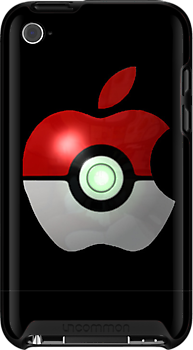 Pokemon iBall by HighDesign