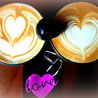 Coffee with LOVE ❤❤❤ by ©The Creative  Minds