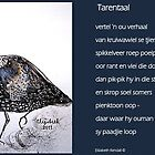 Tarentaal by Elizabeth Kendall