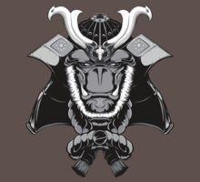Gorilla Samurai by kagcaoili