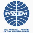 Pan-Em - The Official Airship of the Hunger Games by oawan
