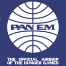 Pan-Em - The Official Airship of the Hunger Games (DS) by oawan