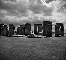 Stone Henge, England UK by inthebag