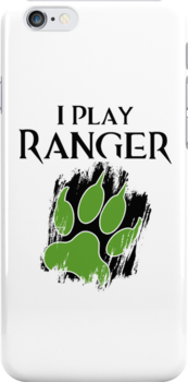 I Play Ranger by ScottW93