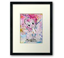 Poster: Pinkie Pie Framed Print