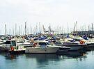 boats#3 by H J Field