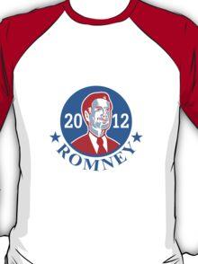 Mitt Romney For American President 2012 T-Shirt
