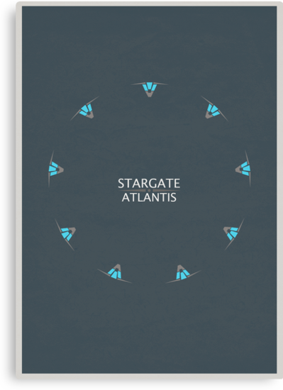 Stargate Atlantis by Owen  Cheshire