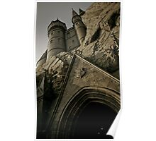 Welcome To The Hogwarts School of Witchcraft and Wizardry Poster