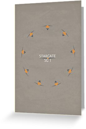 Stargate SG1 by Owen  Cheshire