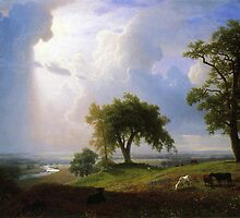 Bierstadt Albert California Spring by naturematters