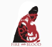 Fire and Blood by mycroftismight