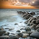 ∞ Kimmeridge II ∞ by Jonathan Stacey
