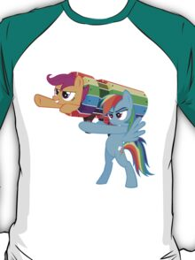 Rainbow Cannon T-Shirt