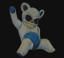Teddy Skeleton by MARTISTIC