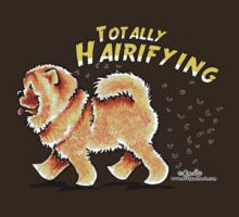 Chow Chow :: Totally Hairifying by offleashart